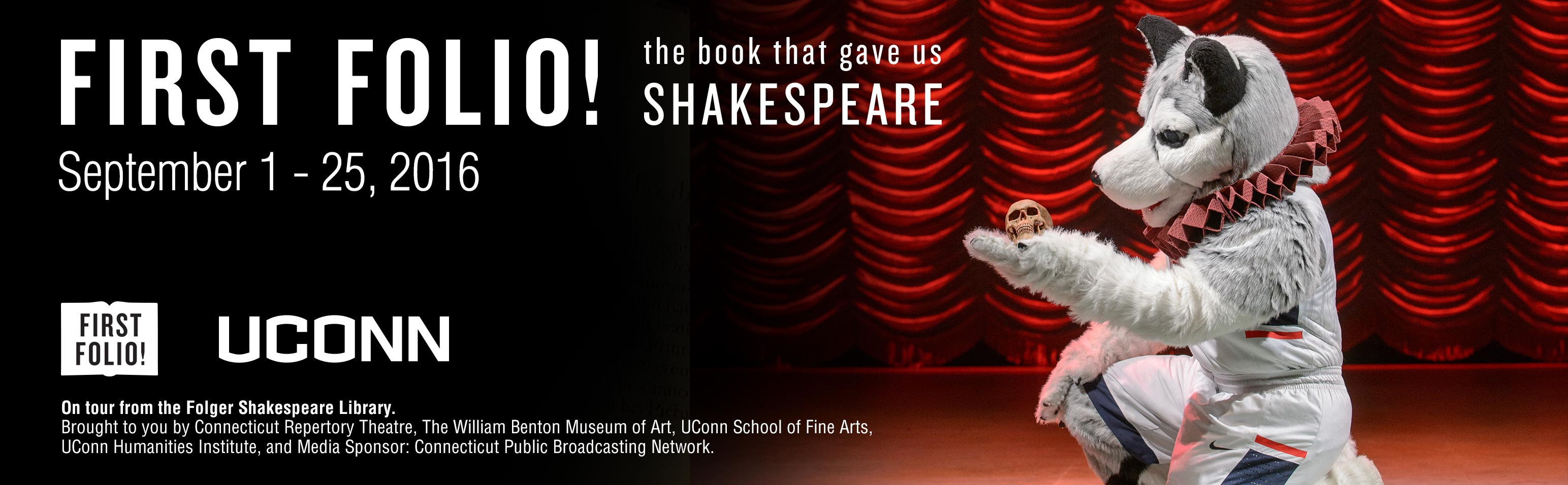 Shakespeare's First Folio at UConn